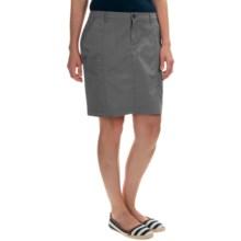 Woolrich Laurel Run II Skirt (For Women) in Dark Ash - Closeouts