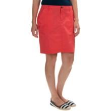Woolrich Laurel Run II Skirt (For Women) in Hot Guava - Closeouts