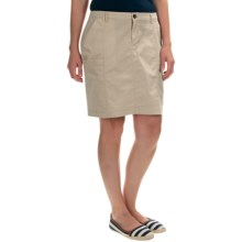 Woolrich Laurel Run II Skirt (For Women) in Stone - Closeouts