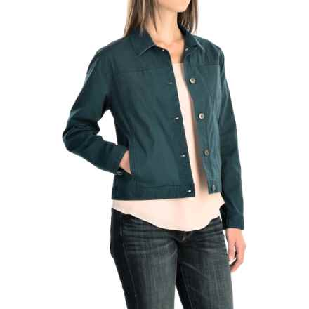 Woolrich Laurel Run Jacket (For Women) in Harbor - Closeouts