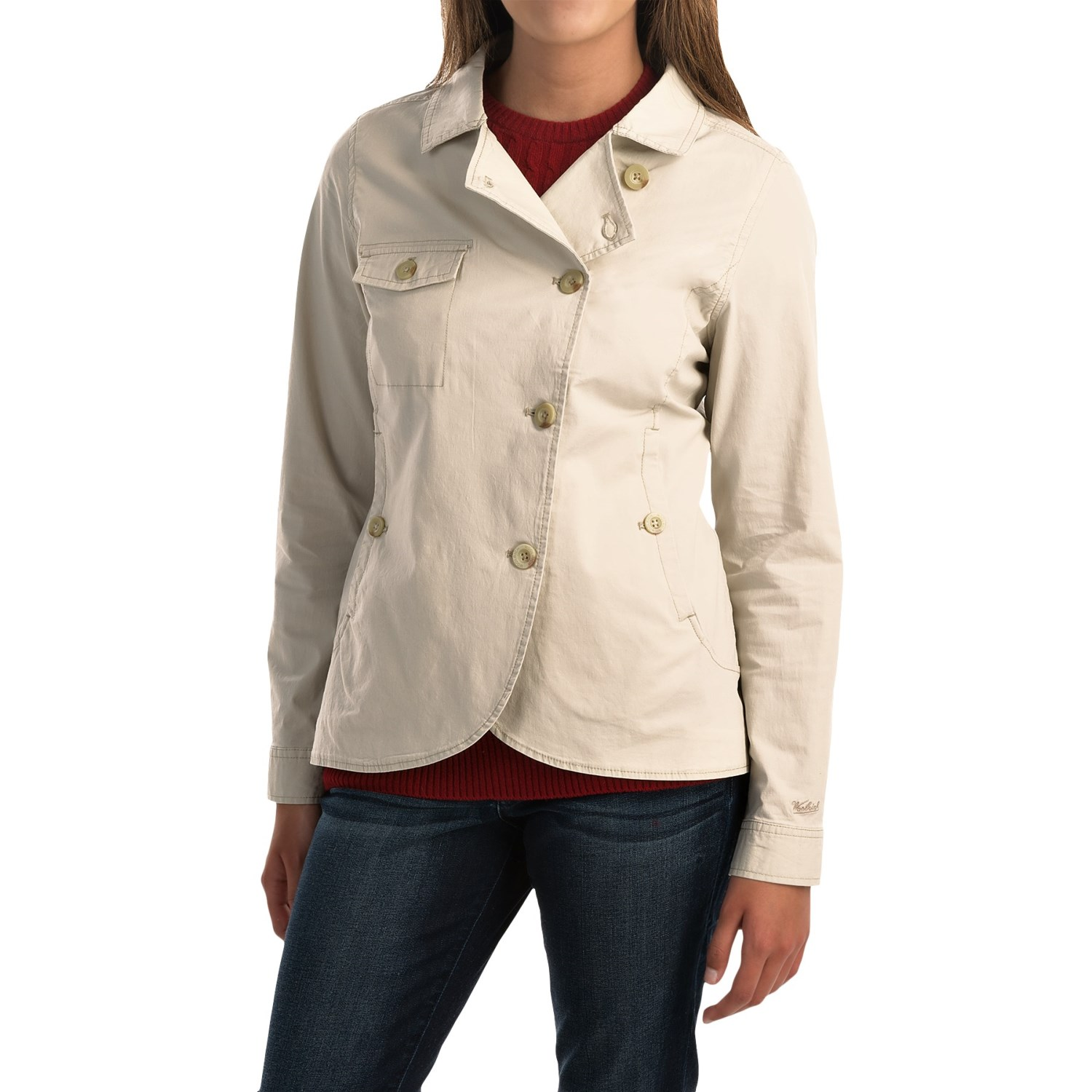 Woolrich Laurel Run Shirt Jacket (For Women)