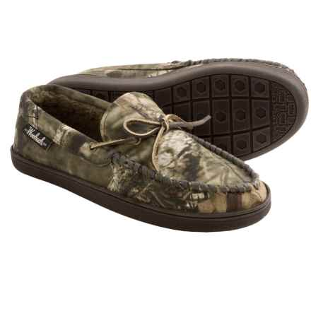 Woolrich Lewisburg Moccasins (For Men) in Mossy Oak - Closeouts