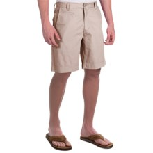 Woolrich Light House II Shorts (For Men) in British Tan - Closeouts