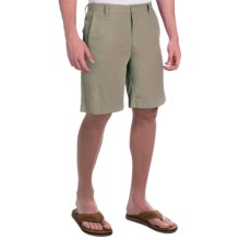 Woolrich Light House II Shorts (For Men) in Putty - Closeouts