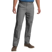 Woolrich Lighthouse Rock Pants (For Men) in Field Gray - Closeouts