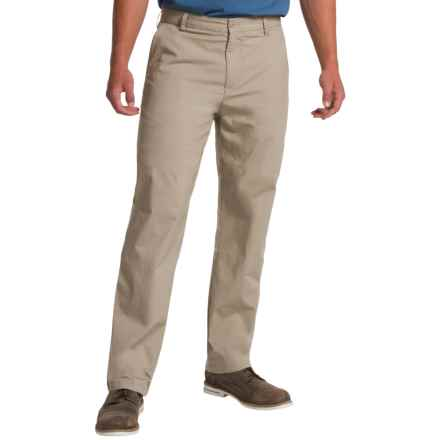 Woolrich Lighthouse Rock Pants (For Men) in Khaki - Closeouts
