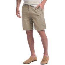 Woolrich Lighthouse Rock Shorts (For Men) in Khaki - Closeouts