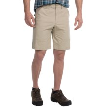 Woolrich Lighthouse Rock Utility Shorts (For Men) in Khaki - Closeouts