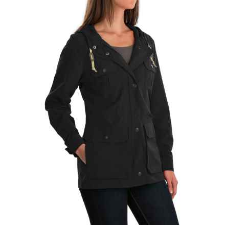 Woolrich Lightweight Mountain Parka (For Women) in Black - Closeouts