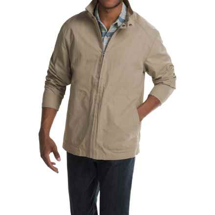 Woolrich Linden II Jacket (For Men) in Khaki - Closeouts