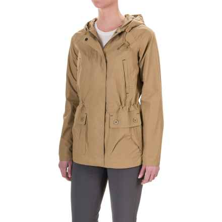 Woolrich Linden Utility Jacket (For Women) in Biscuit - Closeouts