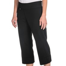 Woolrich Lunar Capris - UPF 40 (For Women) in Black - Closeouts