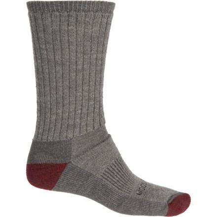 1b6257a7f97fb Woolrich Medium Cushion Ten Mile Hiking Socks - Merino Wool, Crew (For Men  and