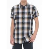 Woolrich Midway Yarn-Dyed Shirt - Short Sleeve (For Men)