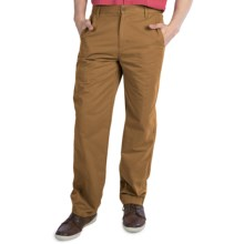 Woolrich Milestone Pants - Cotton Twill (For Men) in Chickery - Closeouts