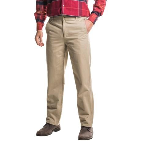 Woolrich Milestone Pants (For Men) in Khaki