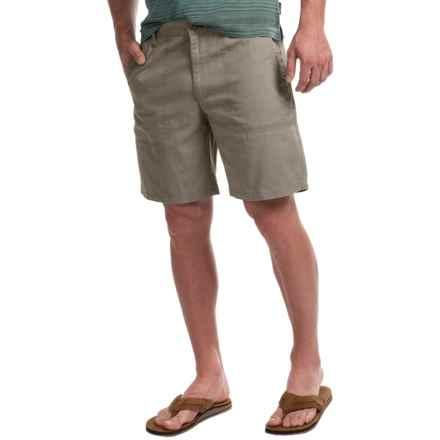 Woolrich Milestone Shorts (For Men) in Fieldstone - Closeouts