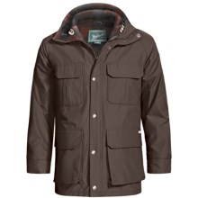 Woolrich Mountain Parka (For Men) in Dark Wood - Closeouts