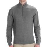 Woolrich Navigator Sweater - Zip Neck (For Men)