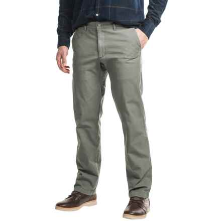 Woolrich Nomad Canvas Pants (For Men) in Field Grey - Closeouts