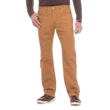 Woolrich Nomad Midweight Canvas Pants (For Men) in Chicory - Closeouts