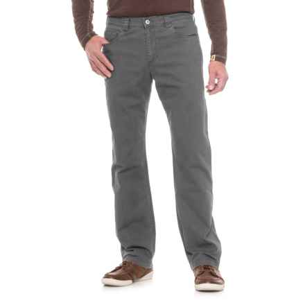 Woolrich Nomad Midweight Canvas Pants (For Men) in Slate - Closeouts