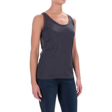 Woolrich Norrine Embroidered Tank Top (For Women) in Deep Indigo - Closeouts
