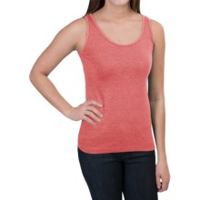 Woolrich Norrine Embroidered Tank Top (For Women) in Shell Pink - Closeouts