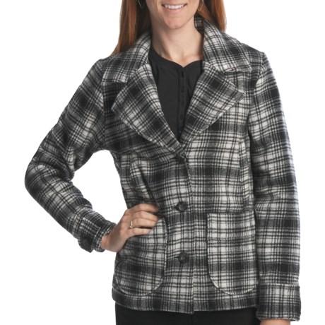 Woolrich Norwood Jacket - Wool (For Women) in White