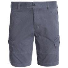 Woolrich Old Mill II Shorts (For Men) in Steel Blue - Closeouts