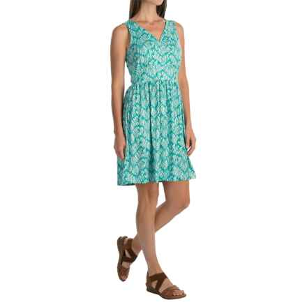 Woolrich On the Way Dress - UPF 50+, Sleeveless (For Women) in Robins Egg - Closeouts