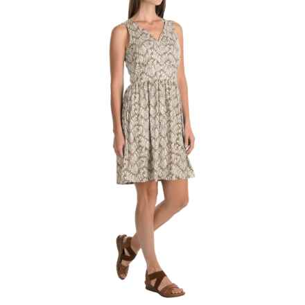Woolrich On the Way Dress - UPF 50+, Sleeveless (For Women) in Silver Grey - Closeouts