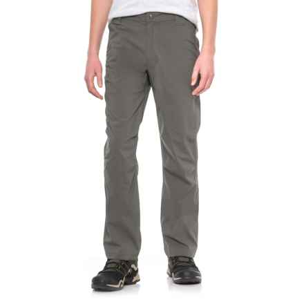 Woolrich Outdoor Pants - UPF 50+ (For Men) in Matte Gray - Closeouts