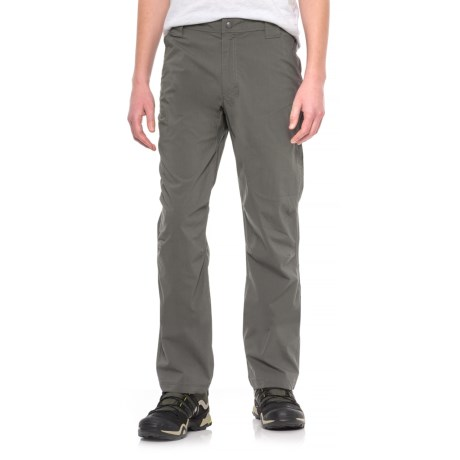 Woolrich Outdoor Pants - UPF 50+ (For Men) in Matte Gray
