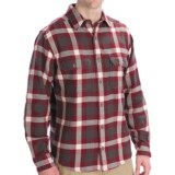 Woolrich Oxbow Bend Shirt - Cotton, Long Sleeve (For Men)