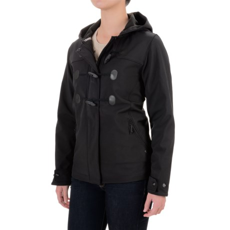 Woolrich Passage Soft Shell Jacket (For Women)