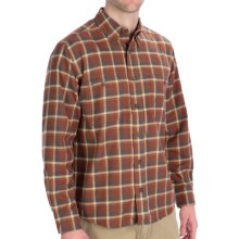 Woolrich Pathblazer Shirt - UPF 40+, Long Sleeve (For Men) in Woodchip - Closeouts
