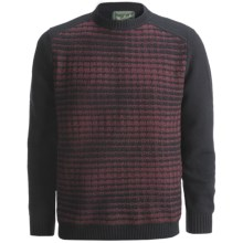 Woolrich Patterson Shirt - Long Sleeve (For Men) in Vintage Ruby Plaid - Closeouts