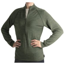 Woolrich Payson Shirt - Merino Wool, Long Sleeve (For Women) in Spruce Heather - Closeouts