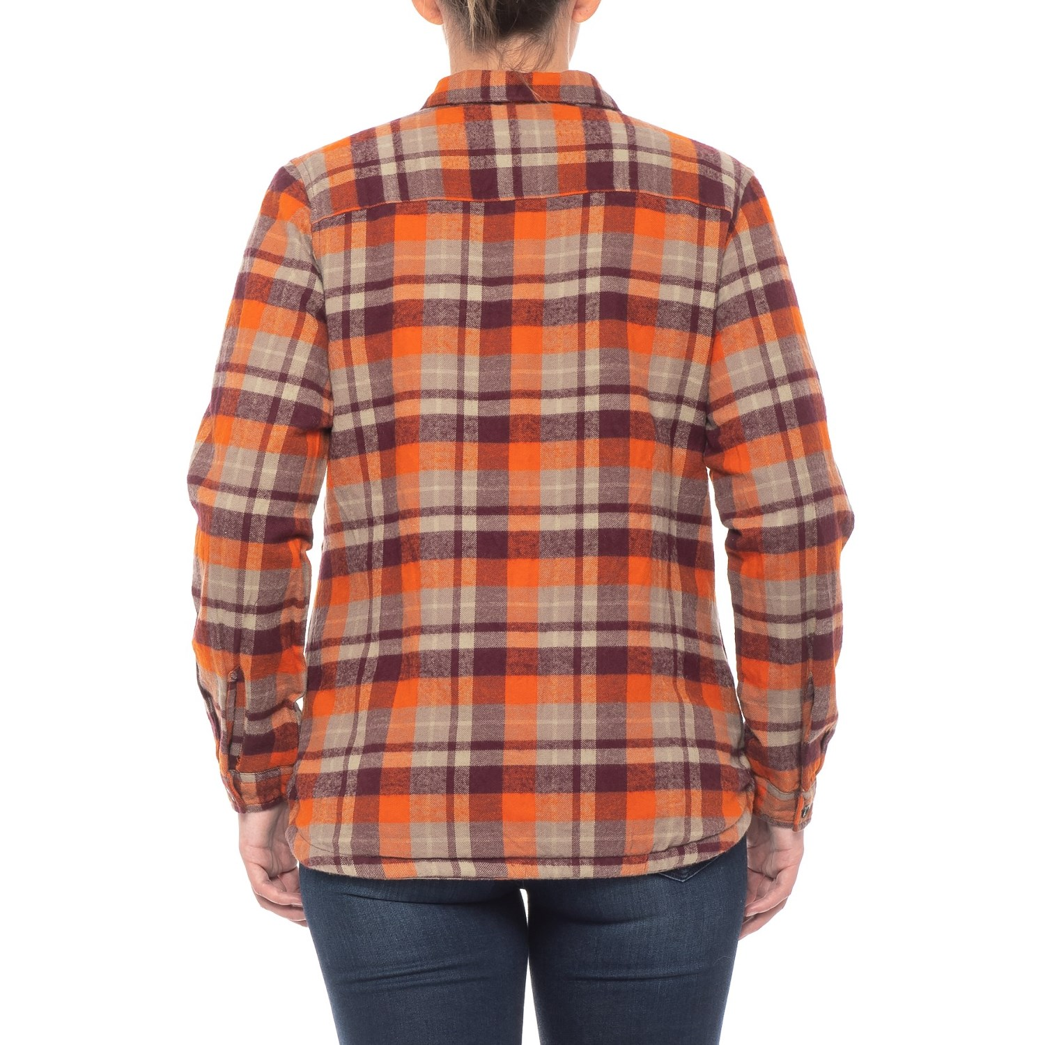 Red Flannel Shirts For Womens  275dabf00f