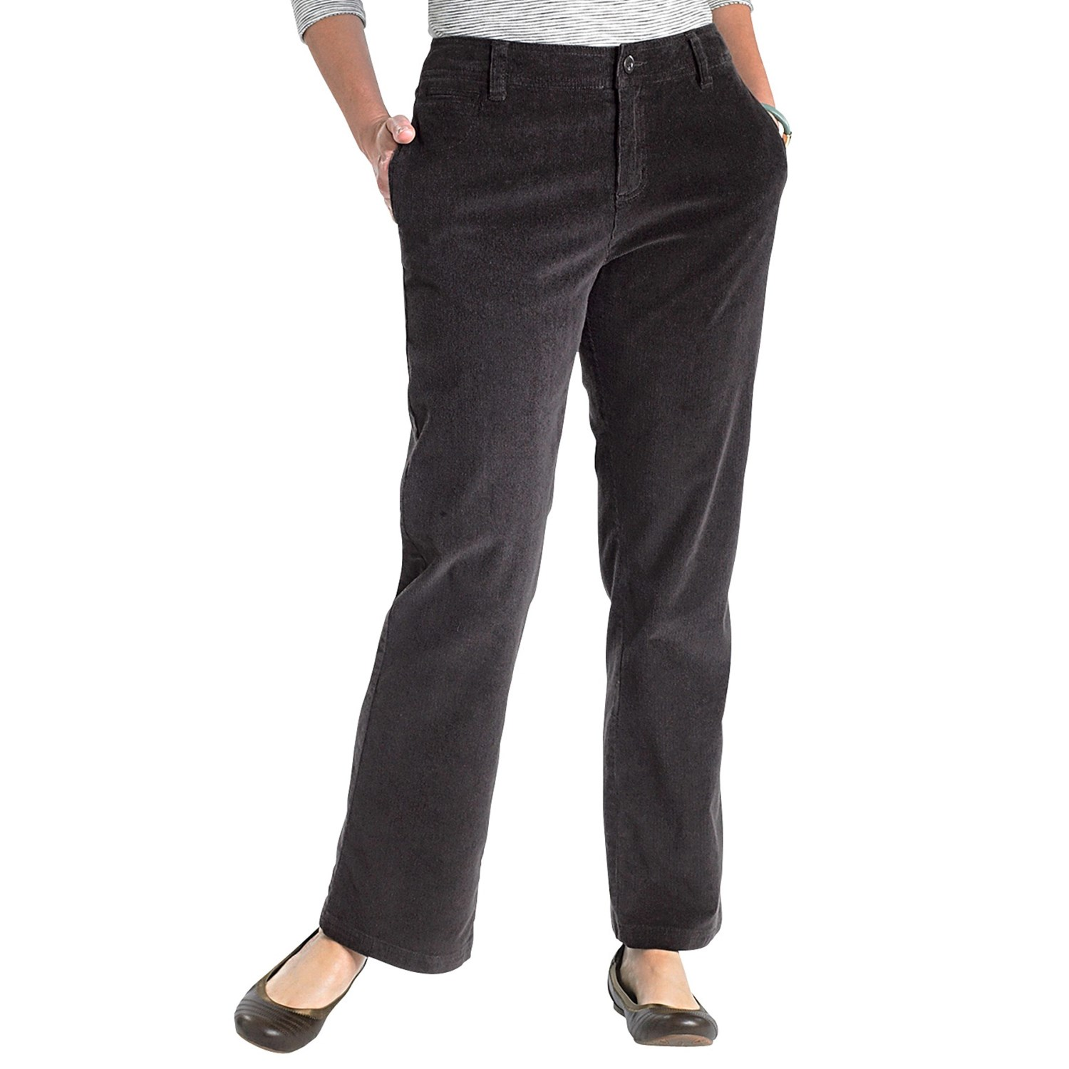 KAREN SCOTT Womens New Black Corduroy Casual Pants L Petites B+B. Sold by BOBBI + BRICKA. STYLE & COMPANY $65 Womens New Black Corduroy Mid Rise Pants 20W Plus B+B. Sold by BOBBI + BRICKA. $ $ STYLE & COMPANY $48 Womens New Black Corduroy Mid Rise Pants 24W Plus B+B.