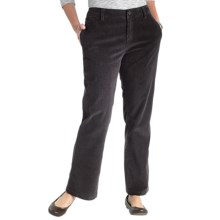 Woolrich Penns Wood Corduroy Pants (For Women) in Black - Closeouts