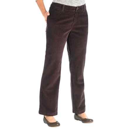 Woolrich Penns Wood Corduroy Pants (For Women) in Dark Walnut - Closeouts