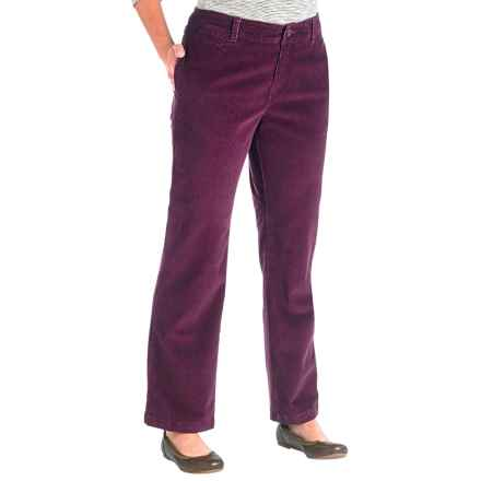 Woolrich Penns Wood Corduroy Pants (For Women) in Fig - Closeouts