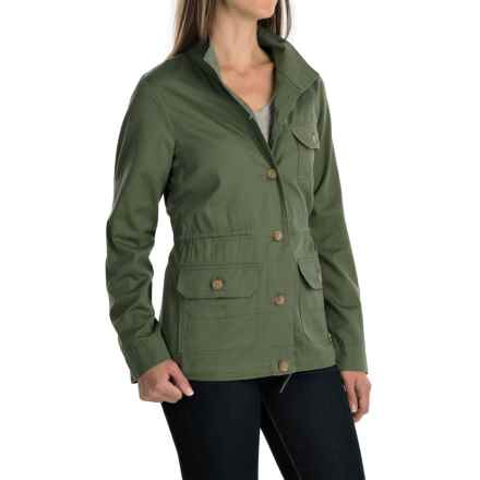 Woolrich Perfect Way Jacket (For Women) in Eucalyptus - Closeouts