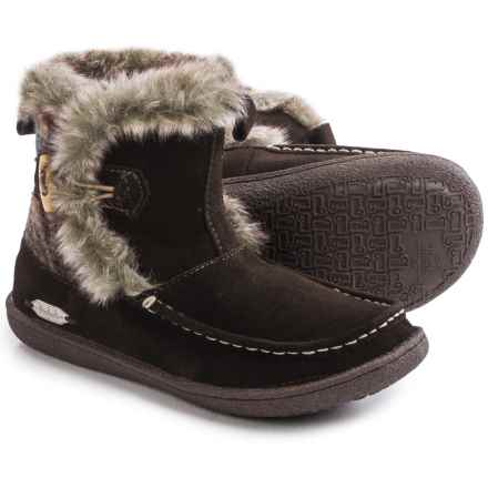 Woolrich Pine Creek Boots (For Women) in Java - Closeouts