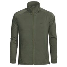 Woolrich Pinyon Jacket - Fleece, Raglan Sleeve (For Men) in Olive - Closeouts