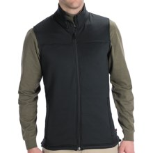 Woolrich Pinyon Vest - UPF 40 (For Men) in Black - Closeouts