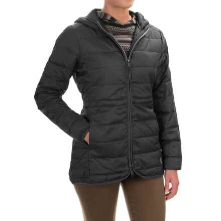 Woolrich Pioneer Wool-Insulated Jacket (For Women) in Black - Closeouts