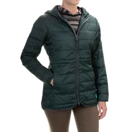 Woolrich Pioneer Wool-Insulated Jacket (For Women) in Blue Fir - Closeouts